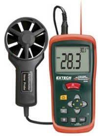 CFM/CMM Mini Thermo-Anemometer