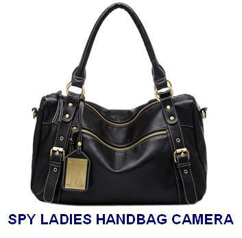 SPY HIDDEN SECRET CAMERA IN LADIES HANDBAG IN DELHI INDIA – 9811251277