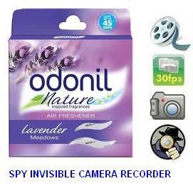 SPY INVISIBLE CAMERA IN ROOM FRESHNER IN DELHI INDIA – 9811251277
