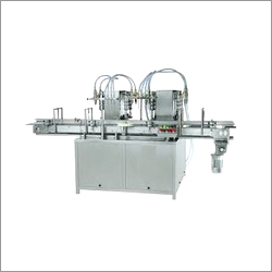 Fully Eight Head Automatic Liquid Filling Machine