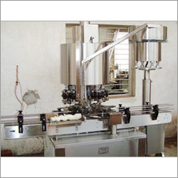 Multi Head Bottle Capping Machine