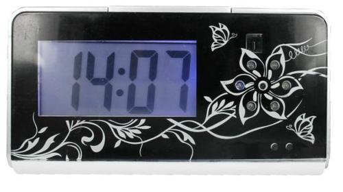 SPY HD CLOCK WITH NIGHT VISION REMOTE CONTROL MOTION IN DELHI INDIA – 9811251277