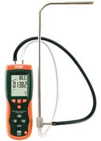Pitot Tube Anemometer + Differential Manometer