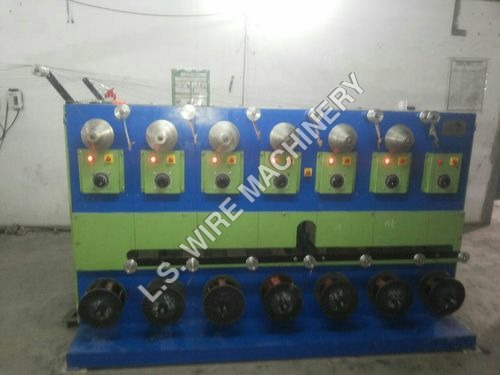 Fine Enamelling Machine