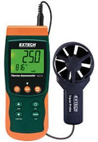 Thermo-Anemometer/Datalogger