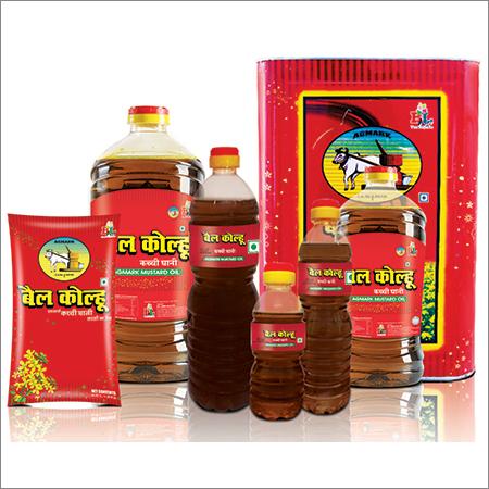 Bail Kolhu Mustard Oil