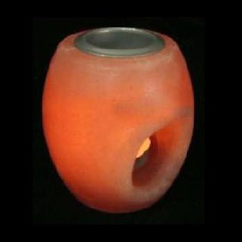 Aroma Salt Candle Holder