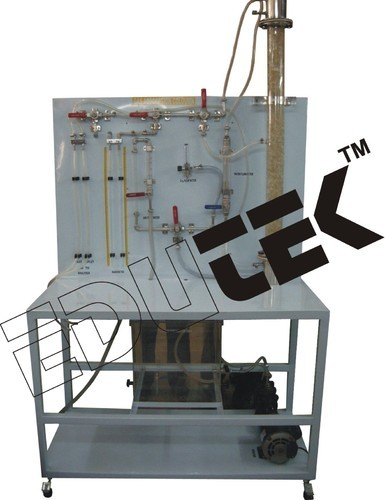 Gas Absorption Column Apparatus