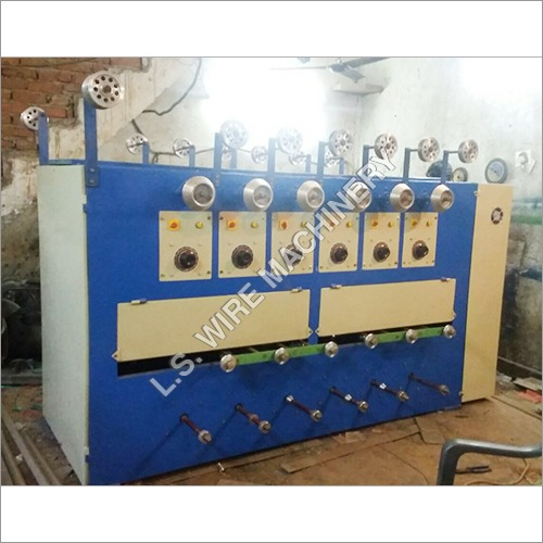 Annealing Offline Takeup Machine