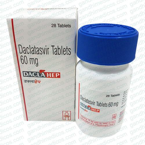 Daclahep (Daclatasvir)