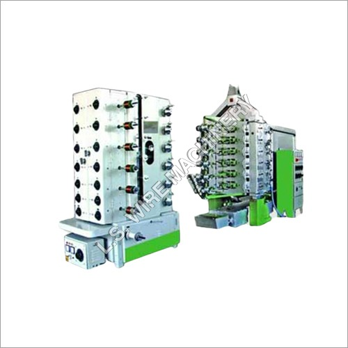 Wire Enameling Machine