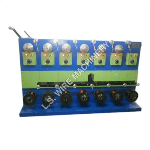 Medium Enamelling Machine