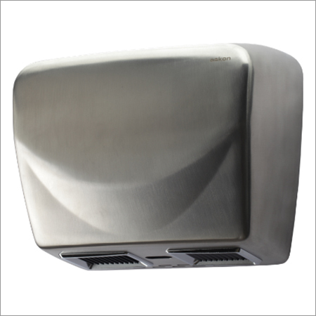 Stainless Steel Twin Blower Hand Dryer