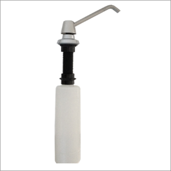Counter Mounted Soap Dispenser