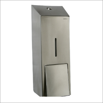 Stainless Steel Soap Dispenser (Wall Mount)