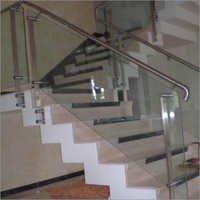 Glass railings 1