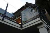 Glass railings 5
