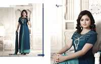 Long Designer Georgette suit