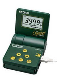 Current and Voltage Calibrator/Meter
