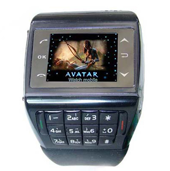 AVATAR WATCH MOBILE PHONE  IN DELHI INDIA – 9811251277