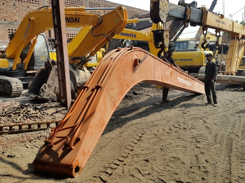 Excavator Long Reach Booms