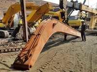 Excavator Long Boom