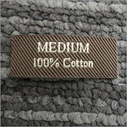 Computerized Garment Labels