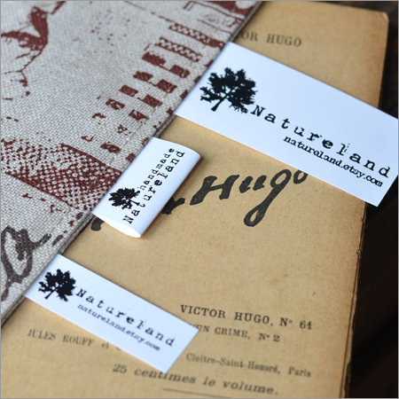 Printed Taffeta Labels
