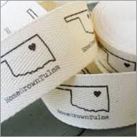 Cotton Printed Tape