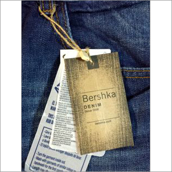 Denim Jeans Tags