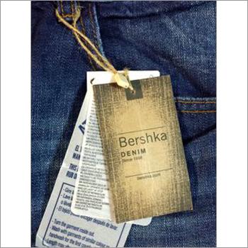 Denim Jeans Tags