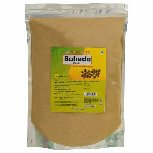 Ayurvedic Baheda Powder 1kg for Healthy Digestion
