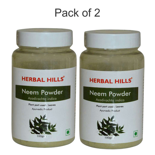 Ayurvedic Neem Patra Powder Blood Purification