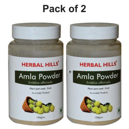 Herbal Amla Powder