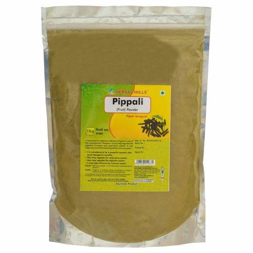 Ayurvedic Pippali Fruit Powder 1kg for Immunity Booster