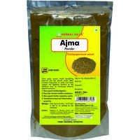 Herbal Ajma Powder (Trachyspermum ammi) For Constipation 100 Gms
