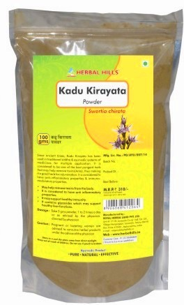 Kadu Kirayata Powder for Immunity