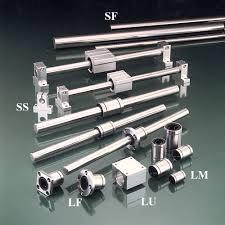 HIWIN BLOCKS AND RAILS