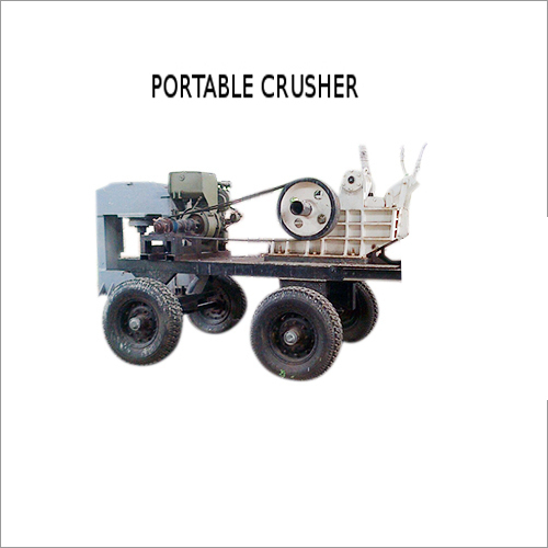 Portable Crusher