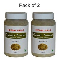 Ayurvedic Gurmar powder 100gm for Healthy sugar management Diabetes Cure (Pack of 2)
