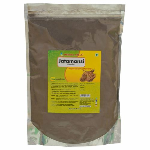 Ayurvedic Jatamansi Powder 1kg for Memory support brain tonic