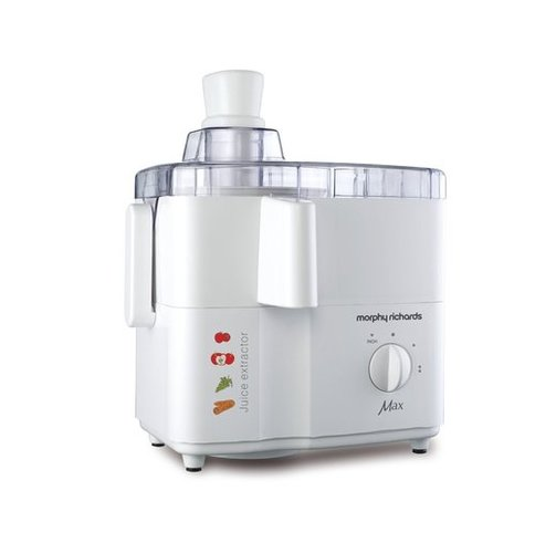 Max Juice Extractor 450 Watts White