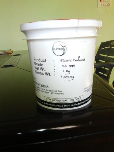 Silicone high vaccume grease  # SS 7212