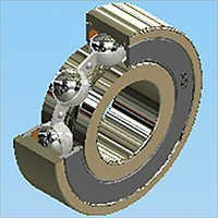 Single Row Deep Groove Bearing