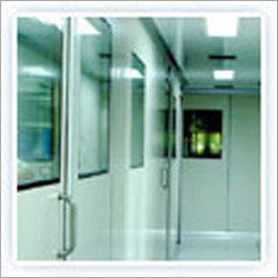 Clean Room Panels And Doors