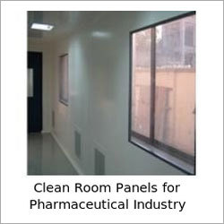 Clean Room Panels