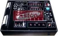TDM Pulse Code Modulation Transmitter Trainer