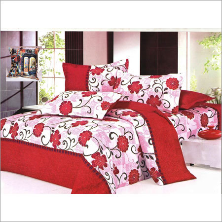 Bed Sheets with Pillow Covers