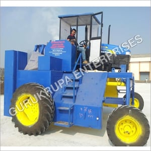 Tractor Mounted Compost Turning Machine