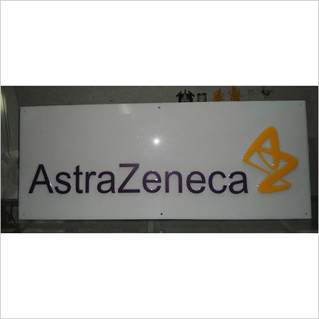 2D Led sign board